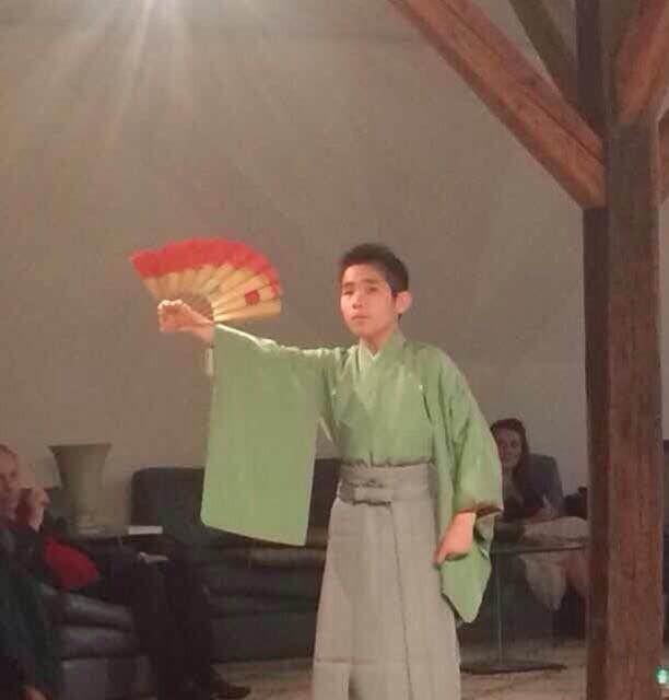 Conférence Démonstration Saké et Kyogen