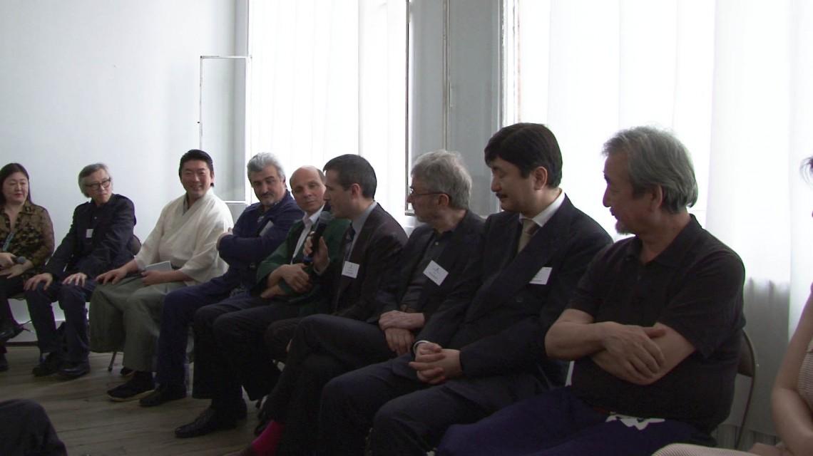 Table Ronde Sommet Européan du Saké