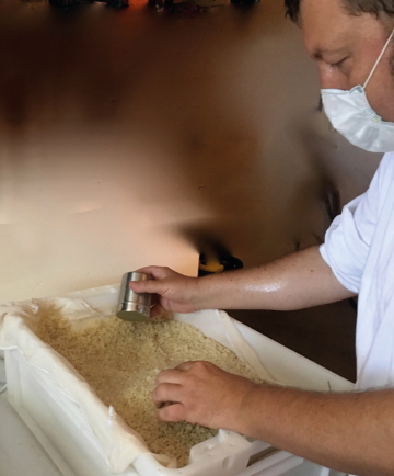 """Table Ronde """"Émergence dune production de saké en France"""" - Salon Européen du Saké et des boissons japonaises 2017"""