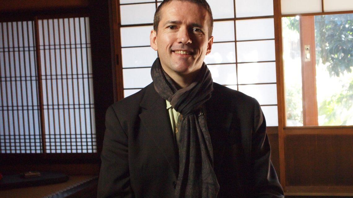 Portrait Sylvain Huet - photo Cyril DENIS