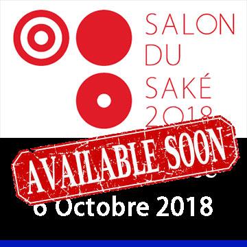Salon du saké 2018 - Le salon Européen du saké et des boissons japonaises