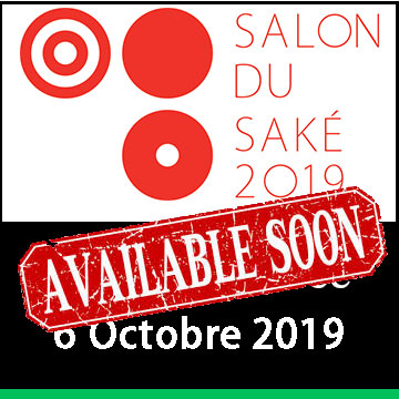 """Salon du Sake 2019"" - The European Fair for Sake and Japanese Beverages"
