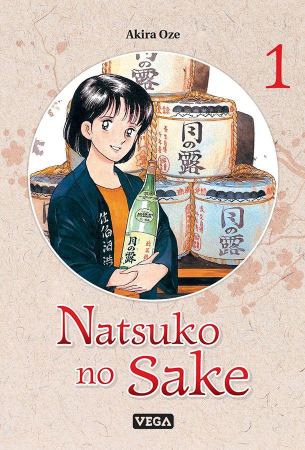 Le Manga Natsuko no Sake au salon Européen du Saké et des boissons japonaises 2019