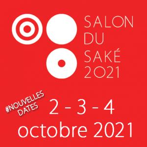 Salon du Saké 2021 - Le Salon Européen du Saké et des boissons